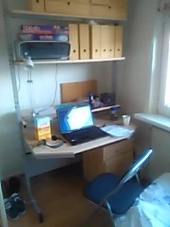 My Desk in Wezep