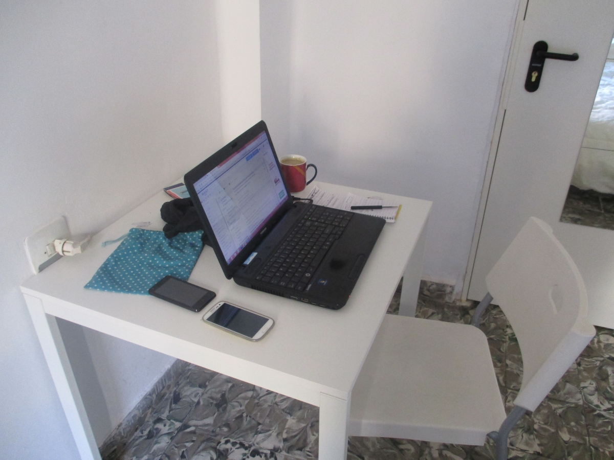 My Table in Valencia