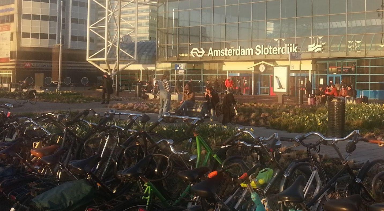 Amsterdam Sloterdijk