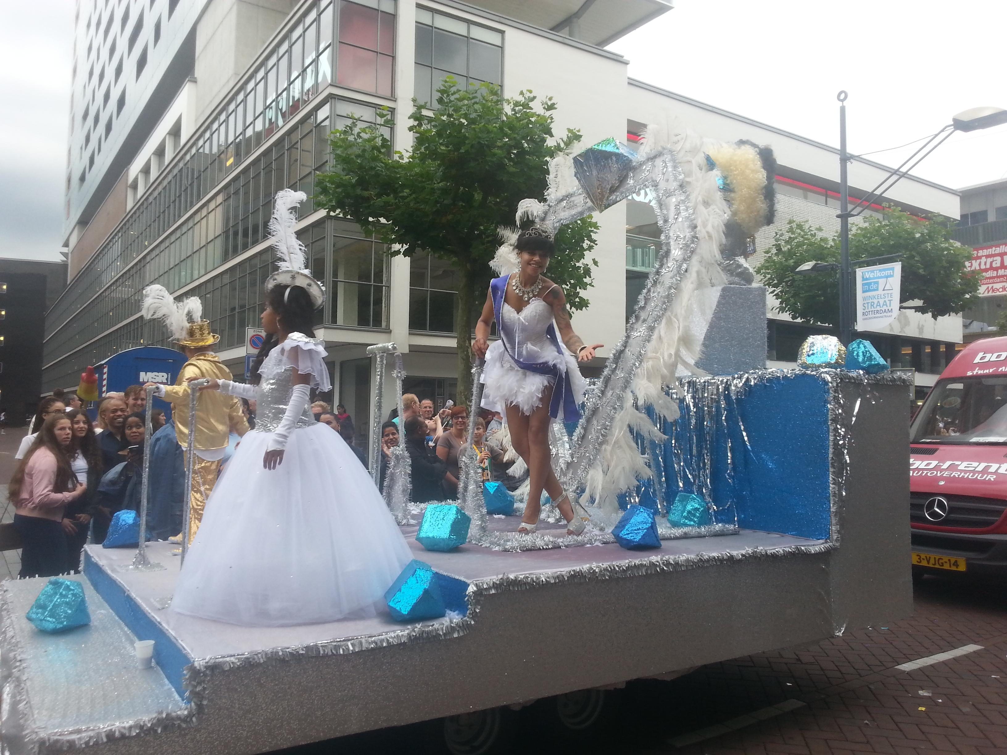 Rotterdam Summer Carnival 2016 (Street Parade)