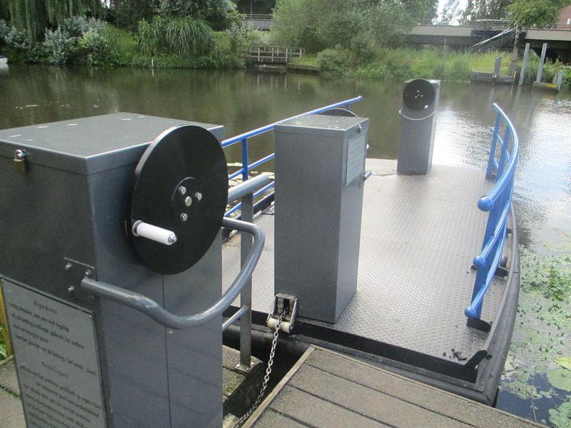 Den Bosch Chain Ferry