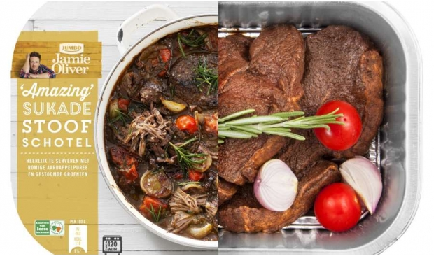 Jamie Oliver Ready Meal From Jumbo