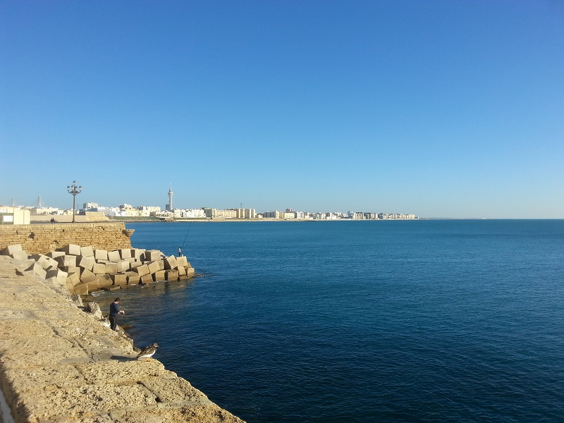 "A ""Working"" Holiday in Cadiz"