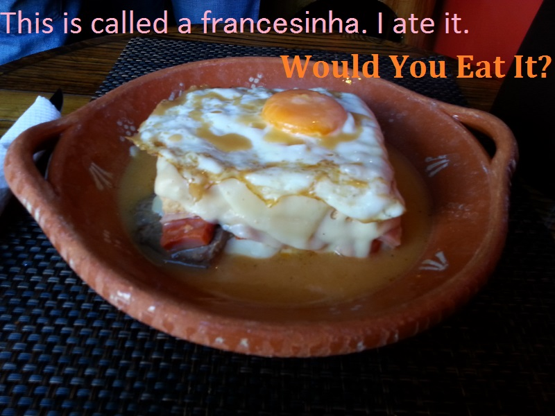 Francesinha: A Portuguese Dish with a French Influence