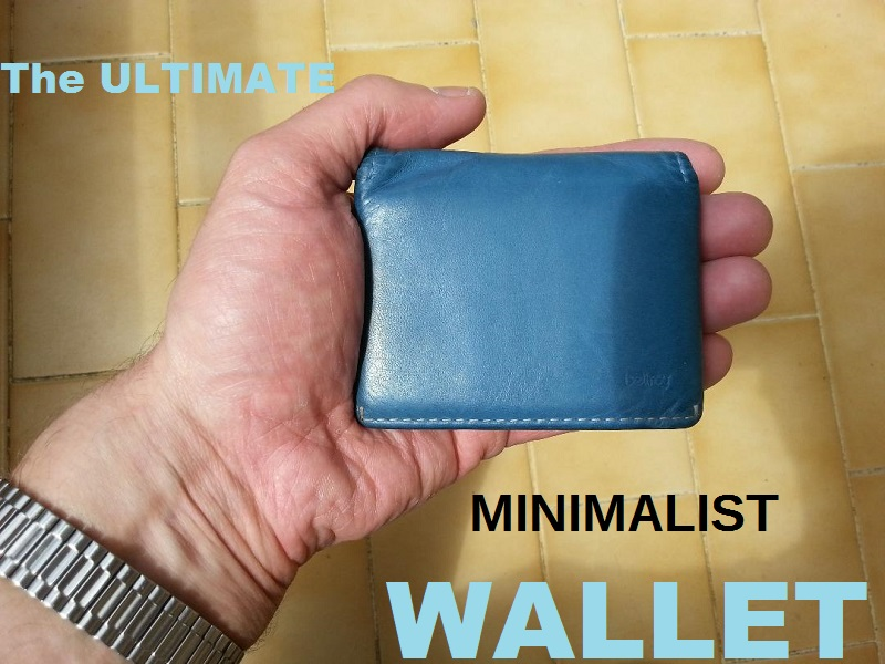Bellroy Slim Sleeve Wallet Review (6 Months Later, I'm Still Loving It)