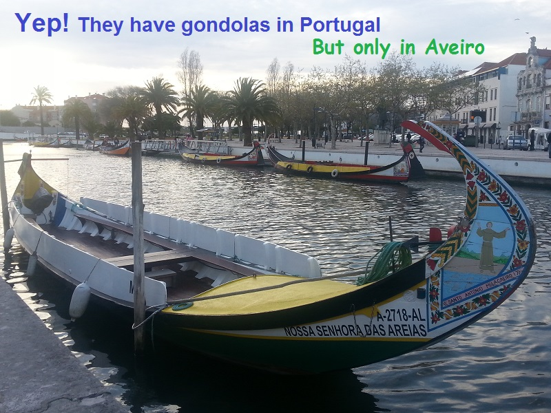 Aveiro: A Portuguese City with a Modern Feel and Gondola Rides
