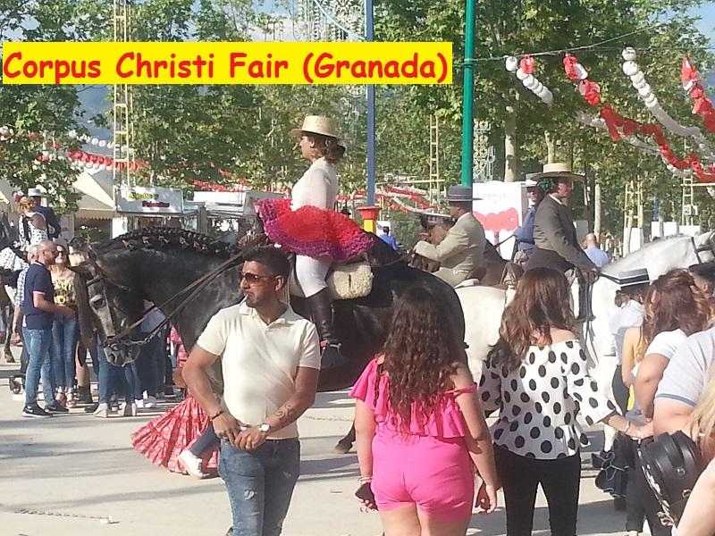Corpus Christi Celebrations in Granada