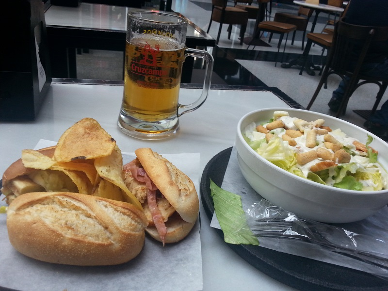 100 Montaditos: Cheap Beer and Little Sandwiches Galore