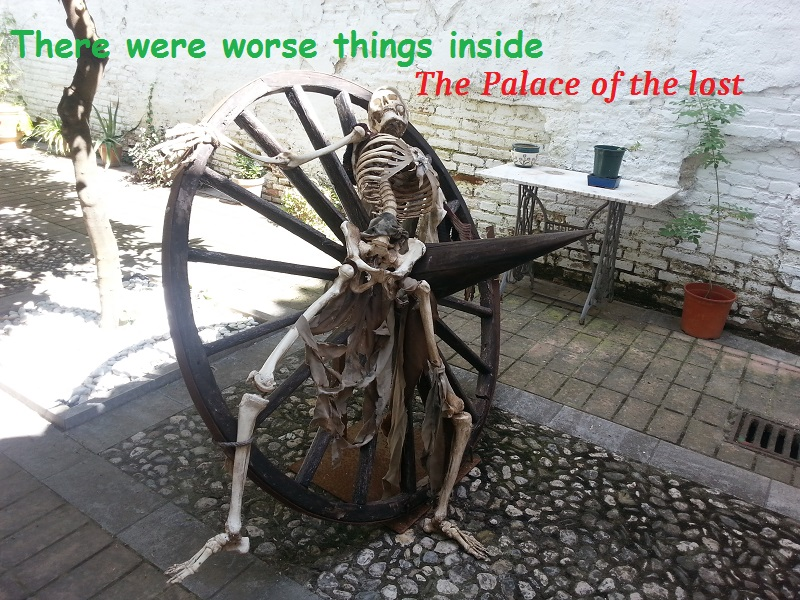 Palacio de los Olividados (Palace of the Lost): What to Expect