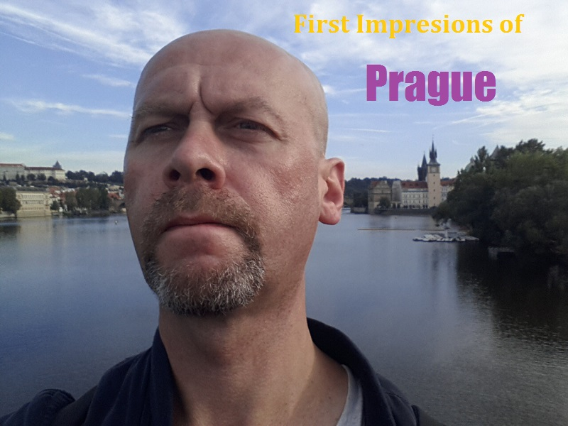 My First Impressions of Prague