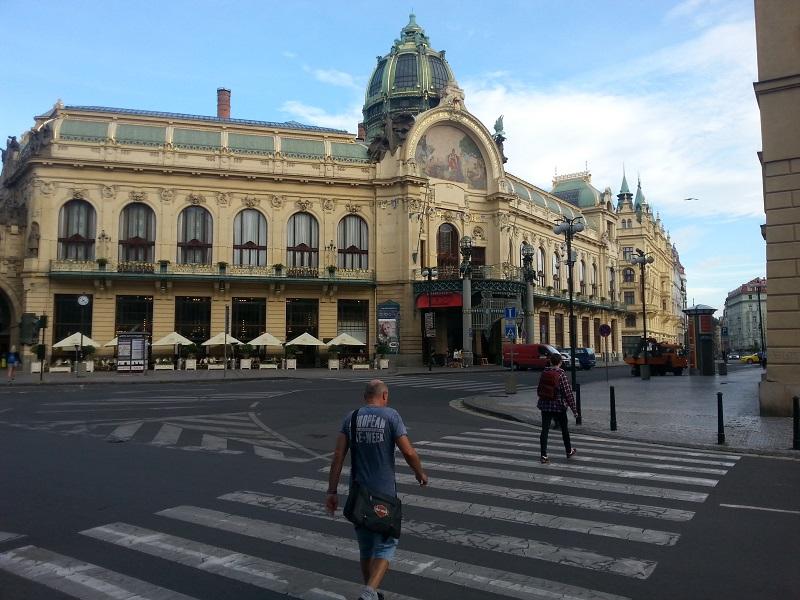 Architecture in Prague
