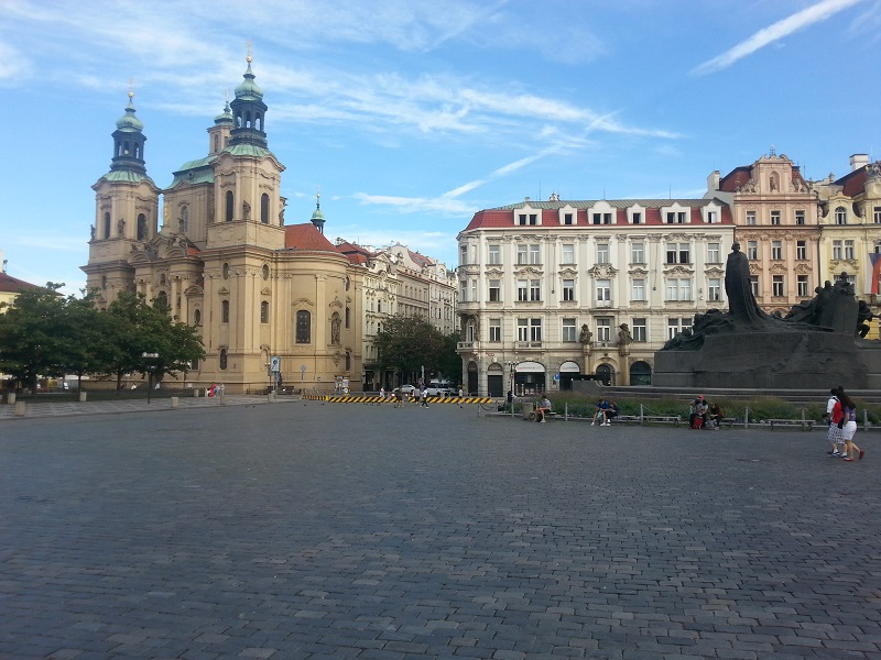 Incredible Architecture in Prague