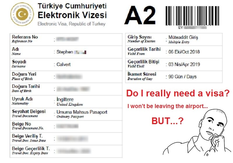 Why You May Need a Visa for a Layover in Turkey and How to Get One—FAST