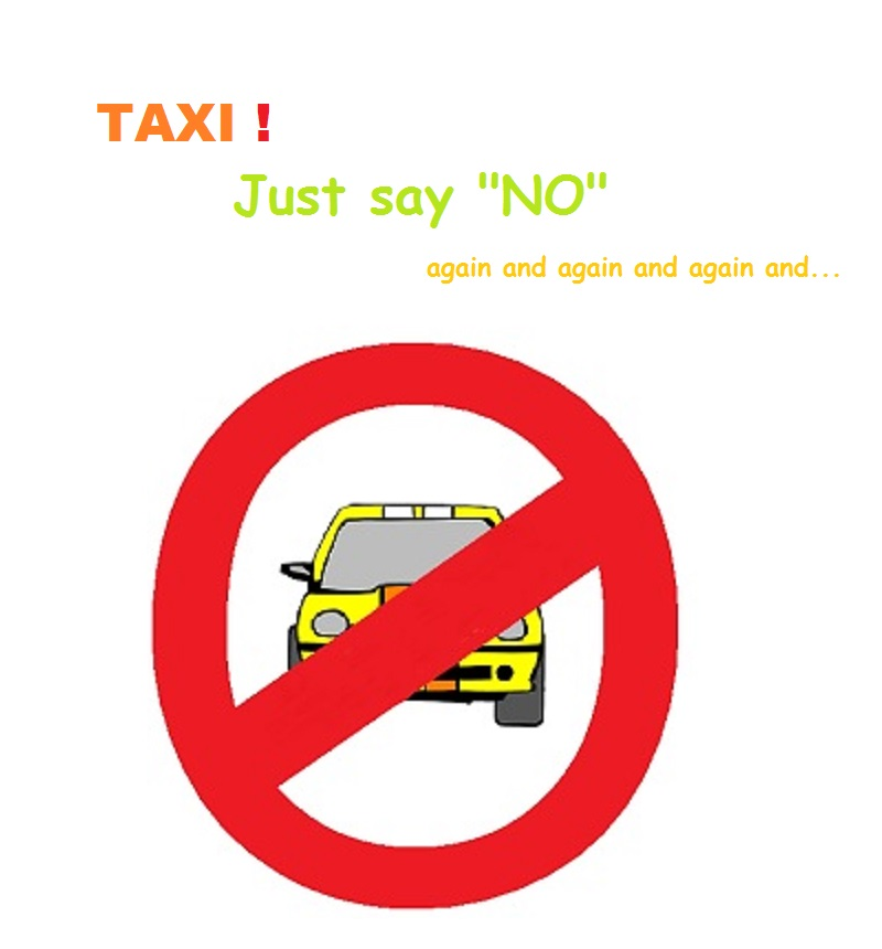 Ukranian Taxi Drivers Can Be a Pain in the Butt