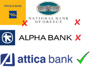 How to Avoid Paying ATM Withdrawal Fees While Visiting Greece