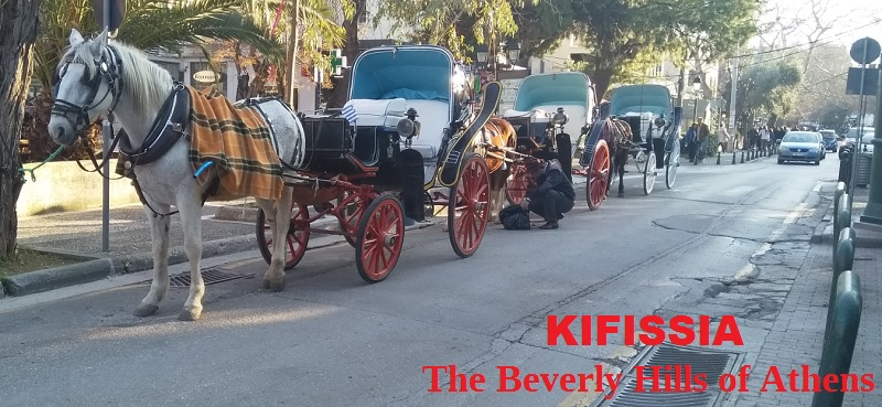 Horse and Carriage (Kifissia, Athens)