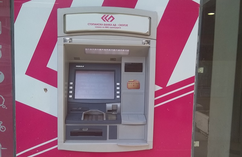 Avoid ATM Fees in Macedonia
