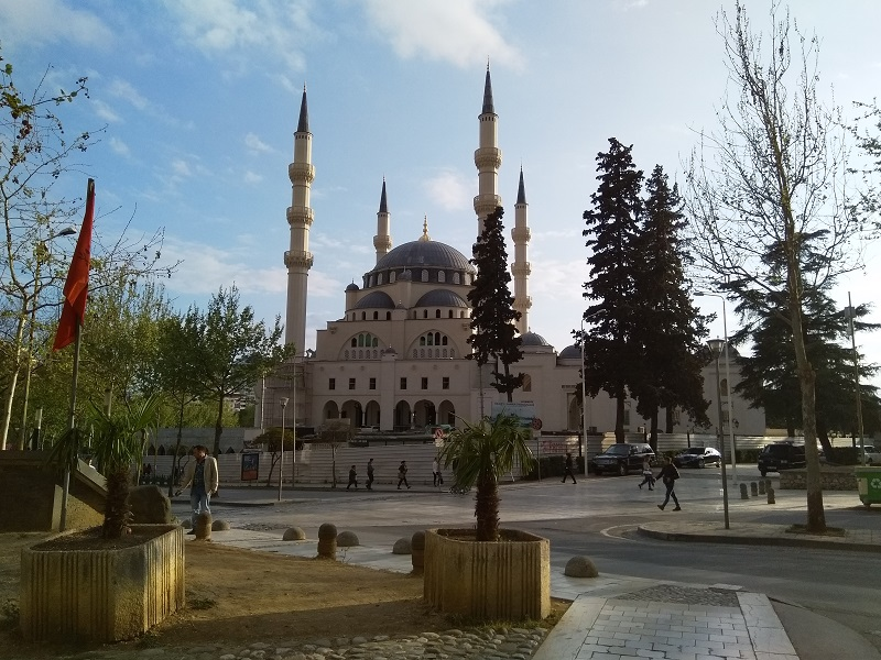 What It's like to Live near the Great Mosque of Tirana