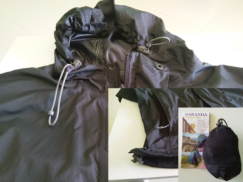 A Packable Jacket That with Plenty of Good Features
