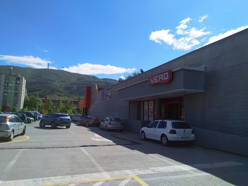 My First Shopping Trip to a Large (Vero) Supermarket in Macedonia