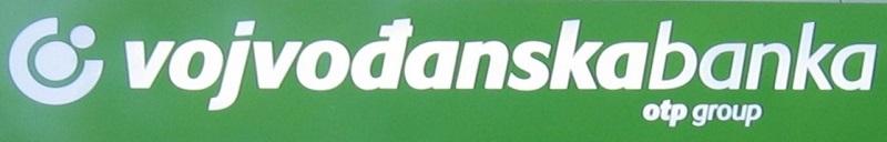 Vojvođanska banka (Logo)