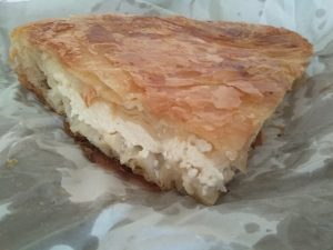 Burek in Hungary