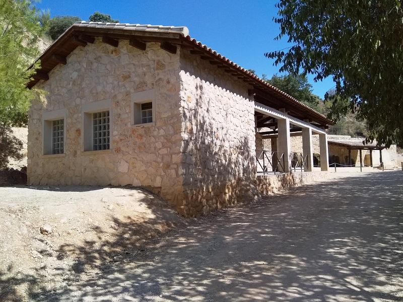 Lavadero Pilar (Mondéjar, Spain)