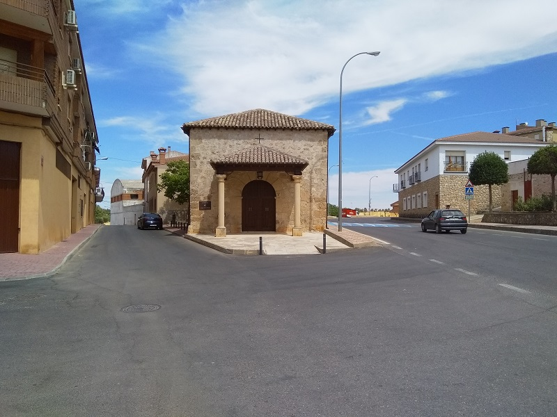The Ermita De San Pedro: Something to See If You're in Mondéjar