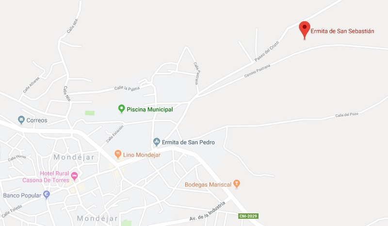 How to Get to the Ermita de San Sebastian