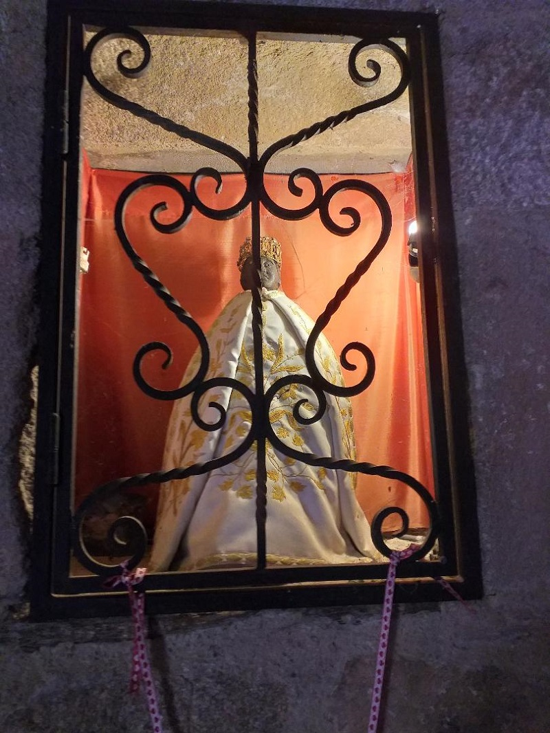 Replica of the Pennecorn Statue