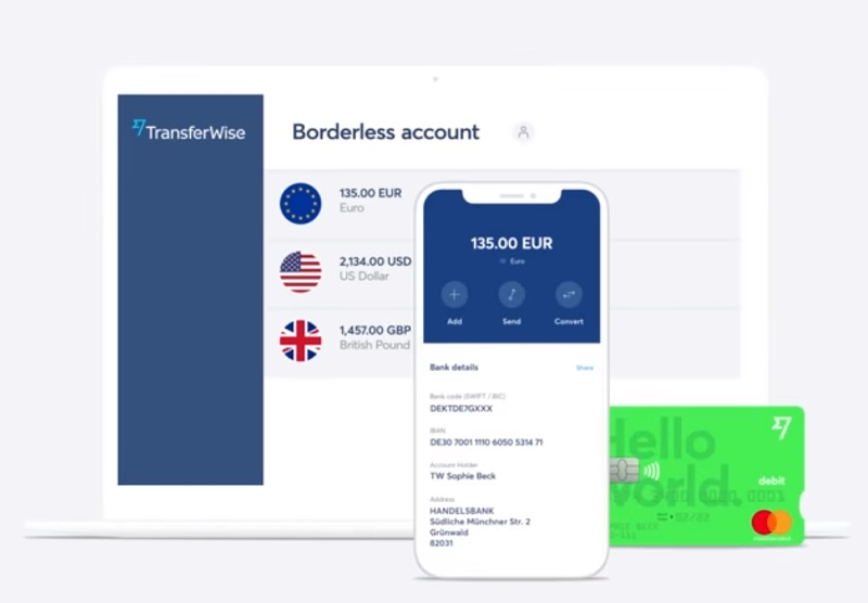 TransferWise Borderless Account (And Honest Review)