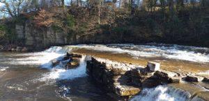 Richmond Falls (River Swale - Richmond, North Yorkshire)