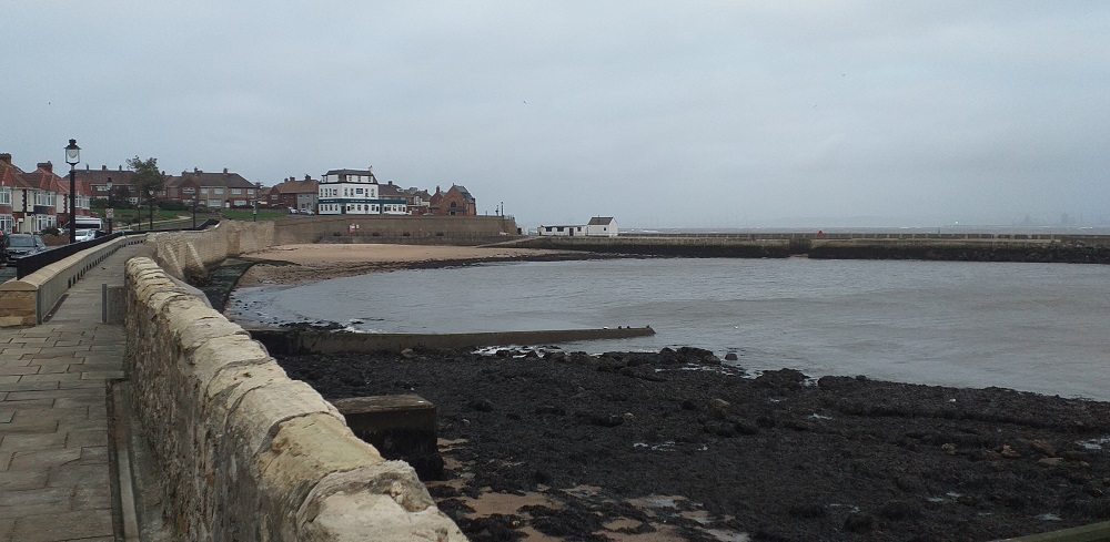 Fish Sands (Beach at Hartlepool)