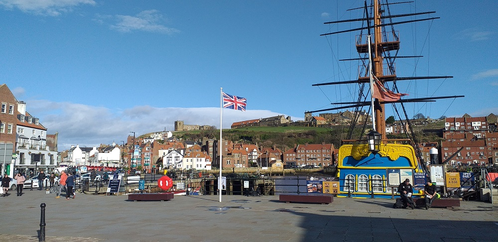 Whitby Harbour (Picture Taken November 2020)