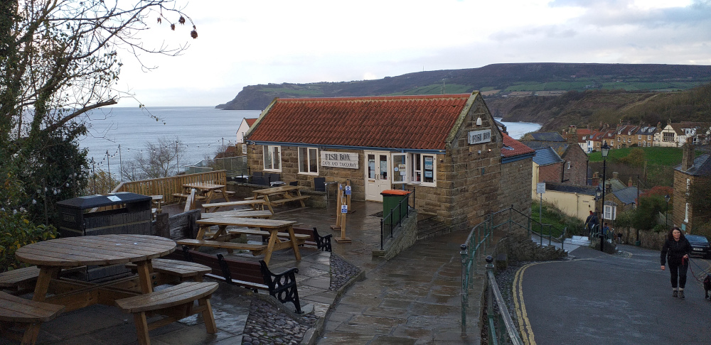 Fish Box Cafe and Takeaway (Robin Hood's Bay)
