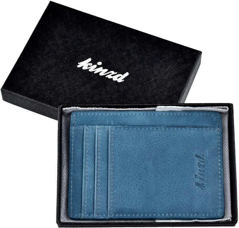 Kindz Slim Wallet in Presentation Box