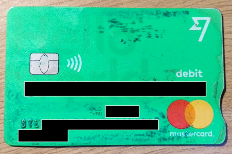 Wise Debit Card (This is What the Kindz Wallet Did to My Card)