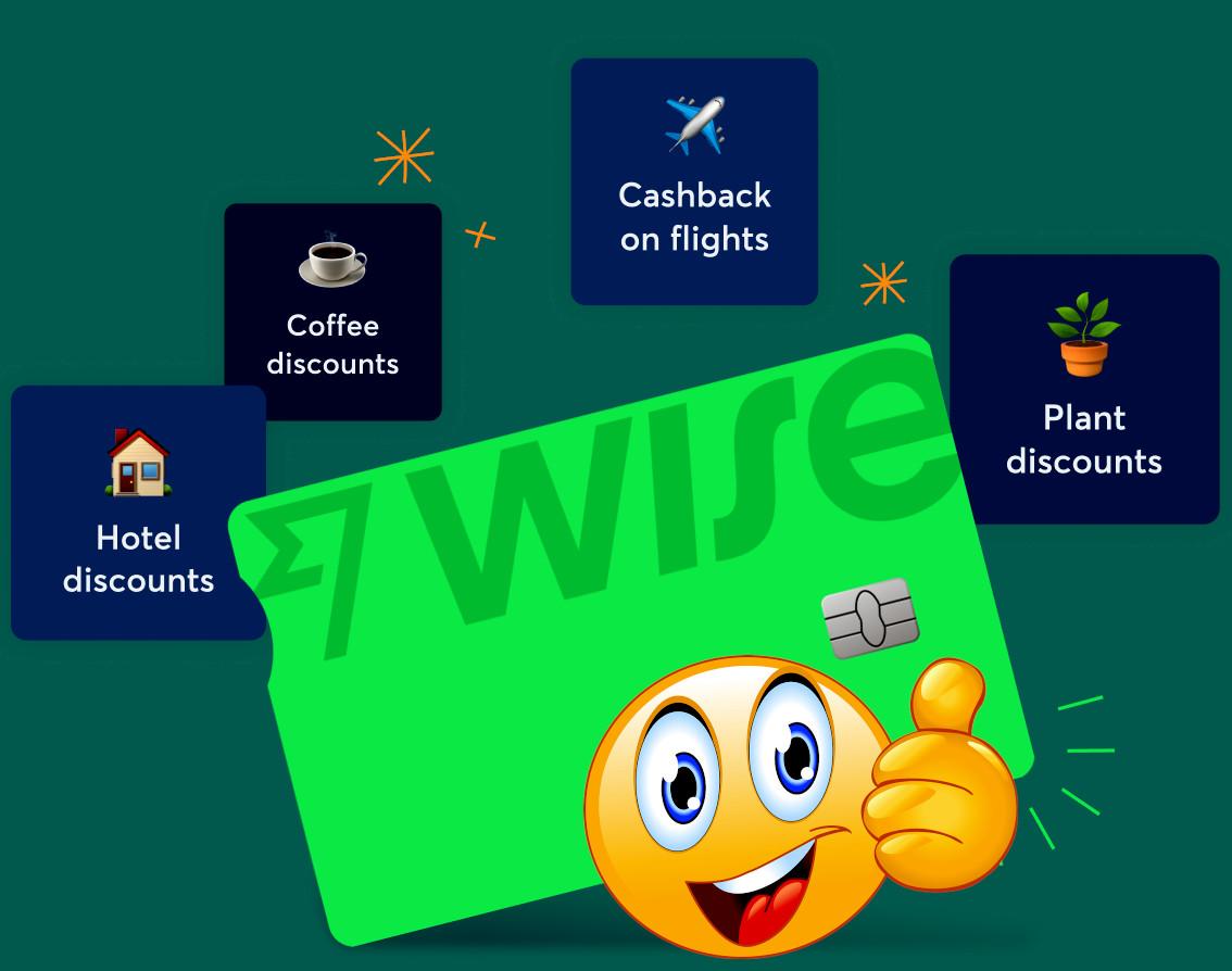 Wise Debit Card Perks